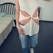 Ну просто нереальная футболка, очень приятная к телу