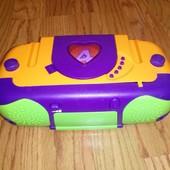 Магнитофон с диском