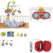 """Музыкальный мобиль Taf toys """"магнитофон куки"""", 11275 (свет, 8 мелодий, MP3-плеер)"""