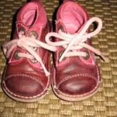 Черевики (ботинки) Boatilus 21 р. (13 см). шкіра, демисезон