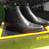 Казаки Etor кожаные 41 размер. Испания.