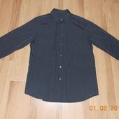 Красивая рубашка Marks & Spencer для подростка 14-16 лет, размер М