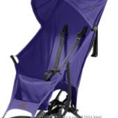 Ультрамодная прогулочная коляска Quinny Yezz. Вес всего 5 кг
