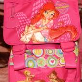 Новий Рюкзак для дівчинки ортопедична спинка 650грн