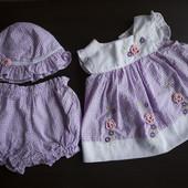 Новые фирменные платья для девочек недорого