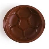 """Силиконовая форма """"Футбол"""" (1,5 л) Tupperware."""