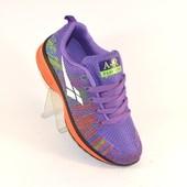 Яркие стильные кроссовки B417-6