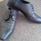 Туфли кожаные фирмы H by Hudson