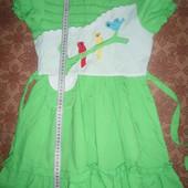246.продам летние платья дл 66-75 см укр+13 гр
