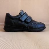 Туфли - кроссовки кожаные для мальчика р.26-37