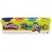 акция Плей-Дох набор пластилина из 4х банок по 112гр. Немо Play-Doh (B5517)