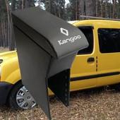 Подлокотник для Renault Kangoo до 2008 года. Актуальный и ультрамодный подлокотник, который улучшит