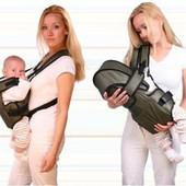 Кенгуру рюкзак переноска. Ортопедическая спинка.