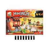 Конструктор Elephant Ninjagh JX80015 совместим с Лего