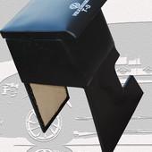 Конструкція підлокітника для Volkswagen Т- 5 подарує вам комфорт і вашим рукам при довгих поїздках.