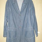 Пиджак джинсовый Big Fun