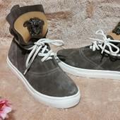 Замшевые ботинки Versa/ce.Деми