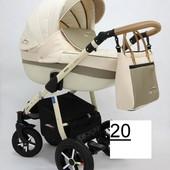 коляска Verdi pepe Eco LEN 3в1