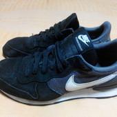 Кроссовки Nike Internationalist замшевые оригинал р.39