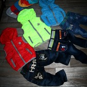 Дутые куртки и жилетки дешево