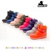 Дутики женские Rubber Duck ботинки.