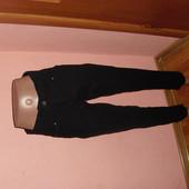 джинсы укороченные,капри стрейч,сост новых