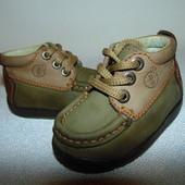 Ботинки деми Naturino 19 р-р,по стельке 11,5 см.Мега выбор обуви и одежды