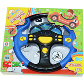 Игровой набор Joy Toy Руль 7044 UK на украинском