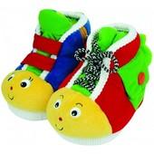 K's Kids Развивающие ботиночки на маленькие ножки