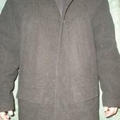 Мужское пальто Рaragon Wool & Casgmere Blend, 550гр по Акции-350гр