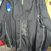 new Reebok костюм от дождя и ветра  Мр (48-50р),Lp(50-52p),XLp(52-54p)