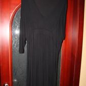 Красивое черное платье 52-54 размер Oodji