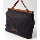 Эксклюзивная стильная греческая сумка-клатч AXEL