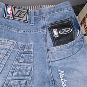 unique NBA all stars limited edition jeans 32p