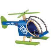 Hape Вертолет из бамбука E-Helicopter