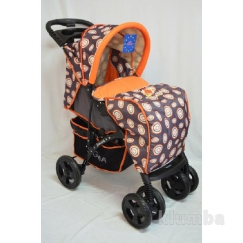 Детская прогулочная коляска Bambi 8F цвета в ассортименте фото №1