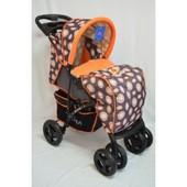 Детская прогулочная коляска Bambi 8F цвета в ассортименте