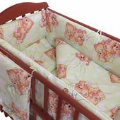 Защита в кроватку Беби-Текс