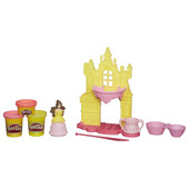 Набор Play-Doh Disney princess Belle's blooming castle