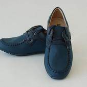 Шалунишка арт.100-63 темн. синий туфли для мальчиков (школа) d070c313d7be9
