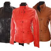 Женская куртка кожзам качественний