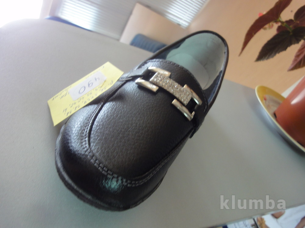 Женские туфли 36-41 р. маломерят кожа (туфлі b728bc38a6643