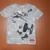 классная футболка  H&M на 1.5-2 года