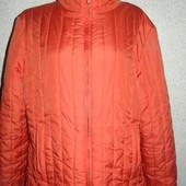 стеганая  курточка  ф.  Yessica  размер   42