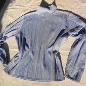 Talbots. США. Хлопковый голубой свитерок.
