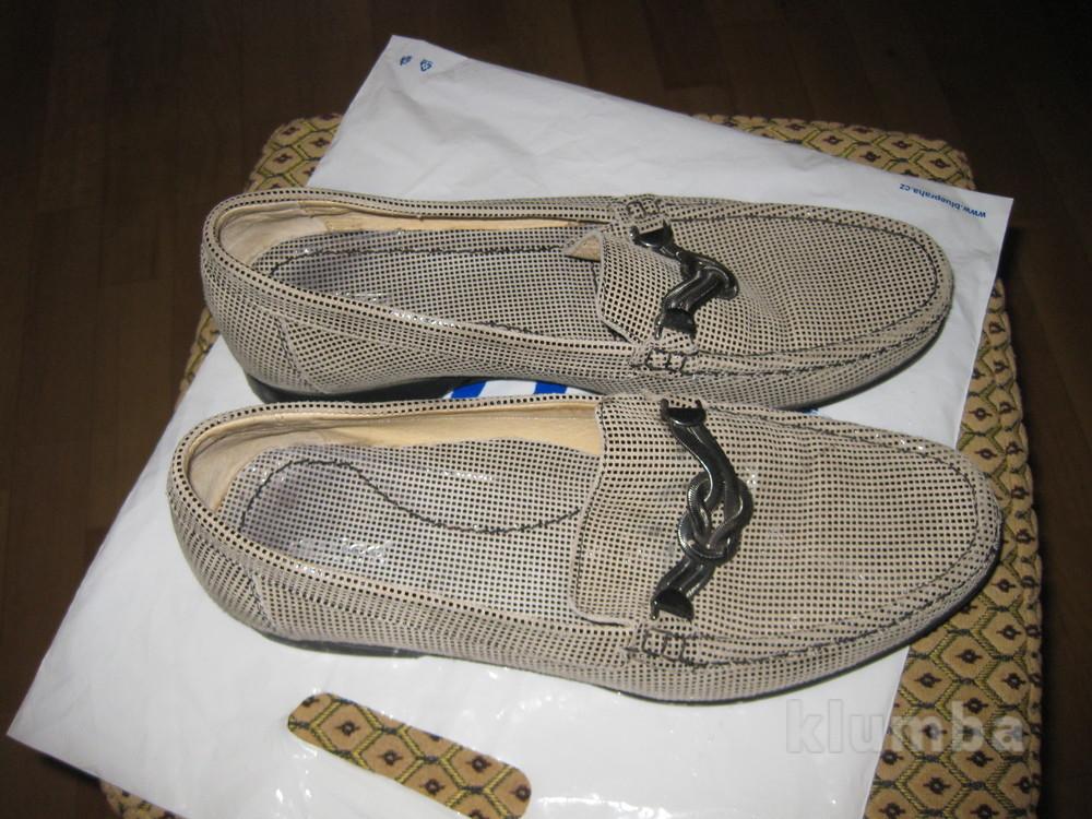 продам туфли для подростка, р.40, по стельке 27 фото №1