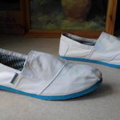 № 1619 Эспадрильи мокасины кеды Twistedsoul 43 кроссовки