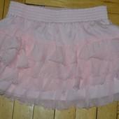 1 - 2 года 74 - 86 см Юбка пачка для девочки модницы очень нежная и красивая нарядная
