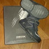 Новые демо зимние ботинки Geox Gore tex р. 21