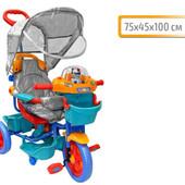 3-х колесный велосипед Робот